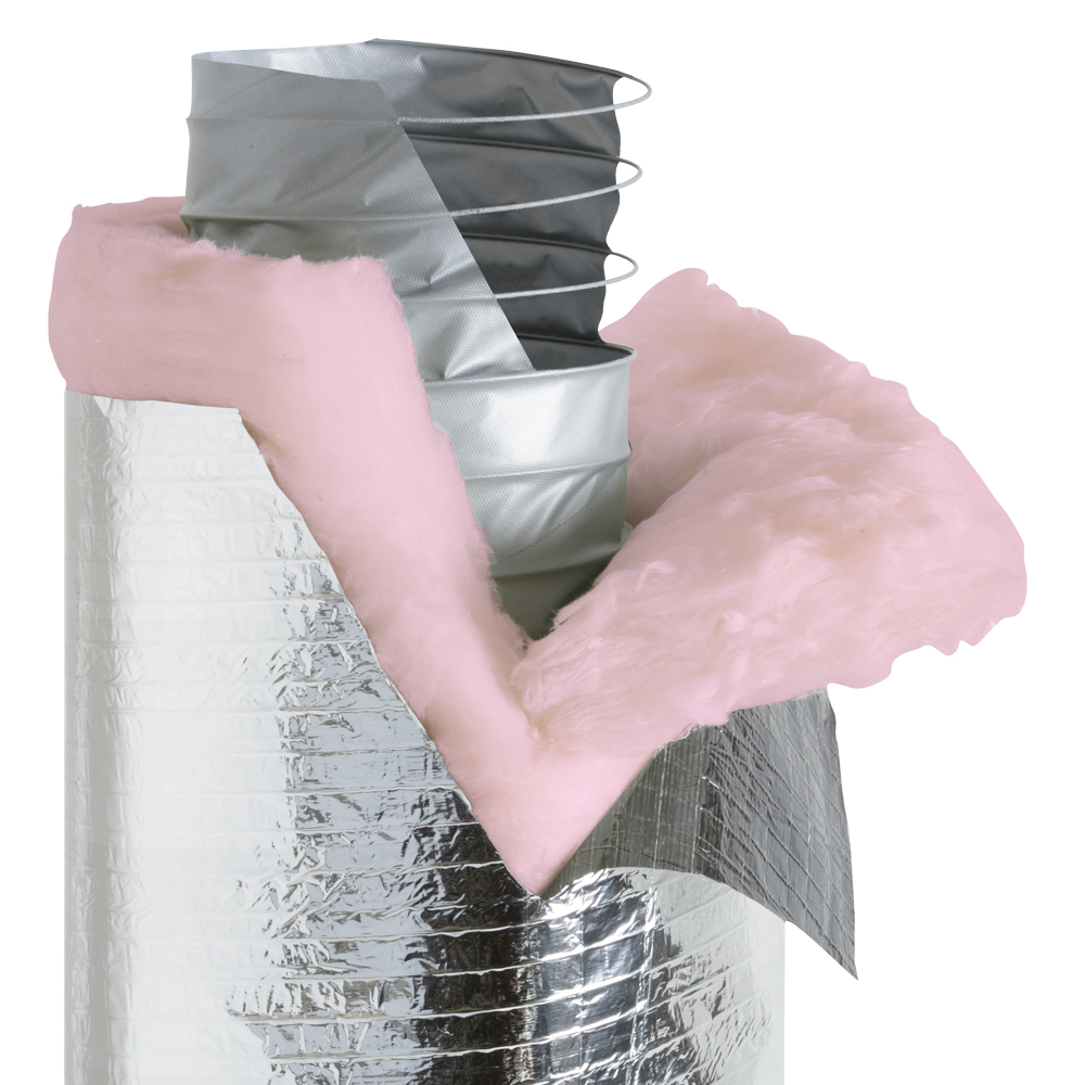 EverClean™ Premium Flexible Duct by Thermaflex - so good it has a life time warranty!