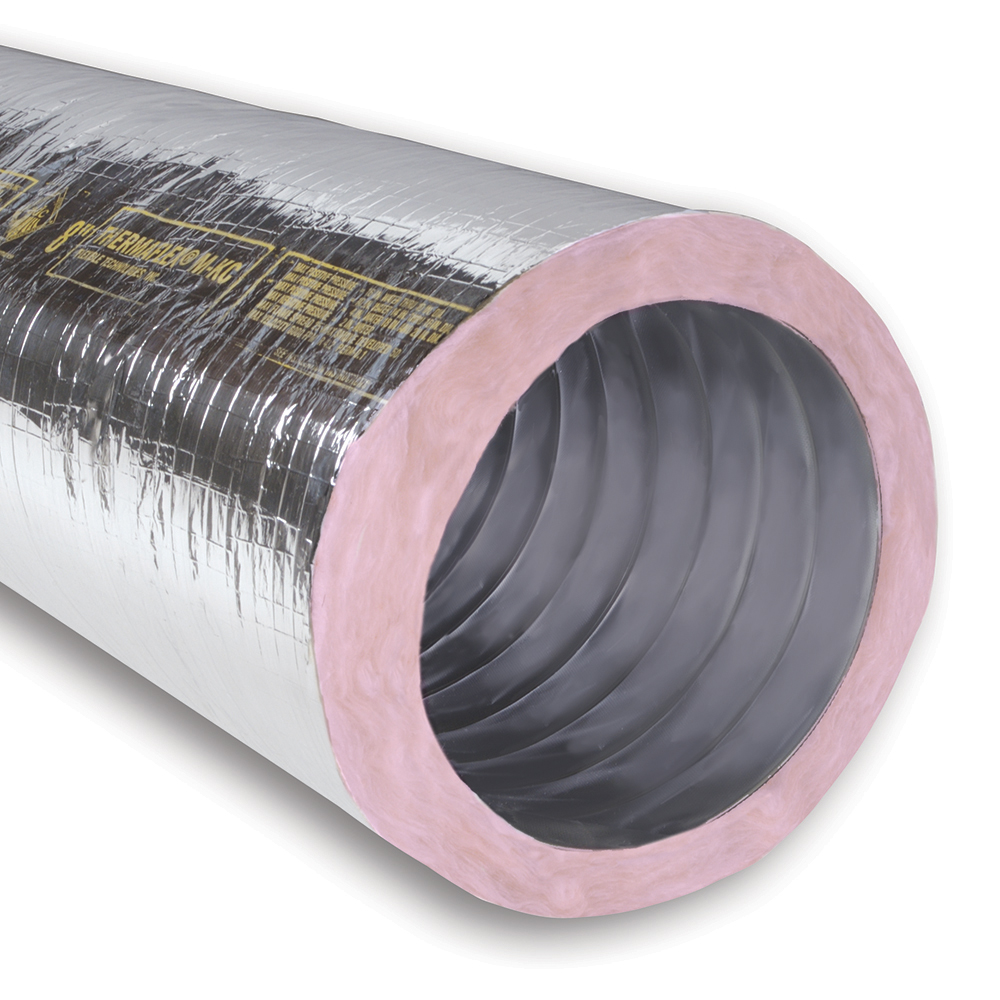 M-KC Flexible Duct by Thermaflex® is their premier Flexible Air Duct product. Offers a comprehensive solution to your HVAC duct needs.